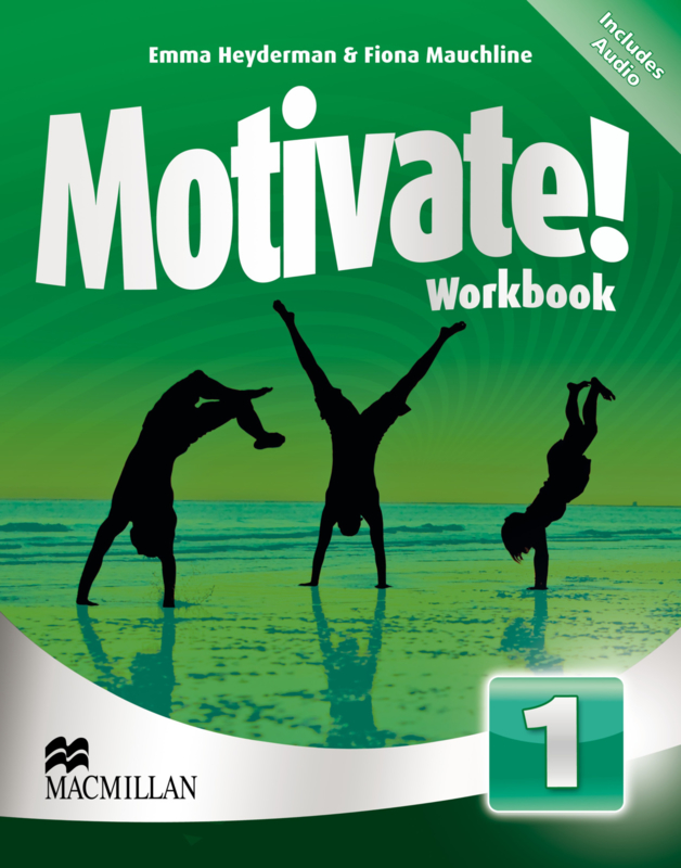 Motivate! Level 1 Workbook Pack