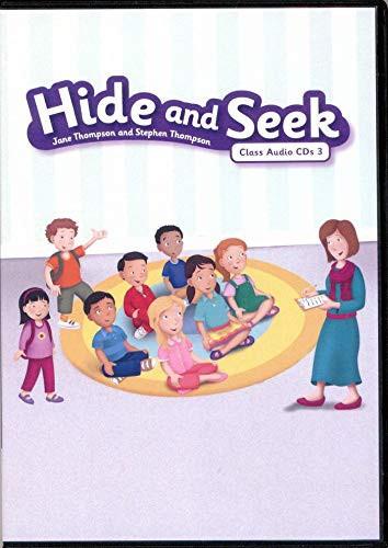 Hide And Seek Level 3 Class Audio Cds