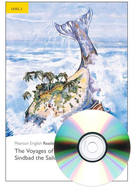 The Voyages of Sinbad the Sailor Book & CD Pack