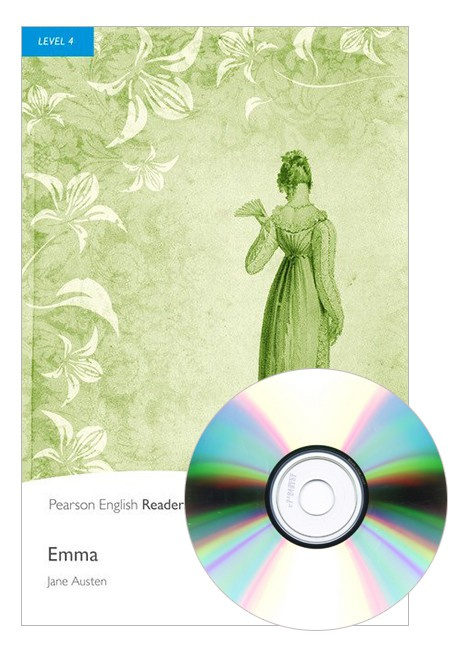 Emma Book & CD Pack