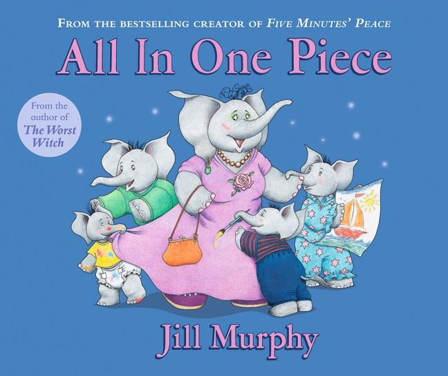 All In One Piece (Jill Murphy)