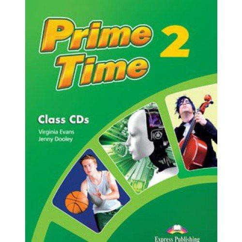 Prime Time 2 Class Cd's (set Of 4) International