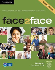 face2face Second edition Advanced Student's Book with DVD-ROM