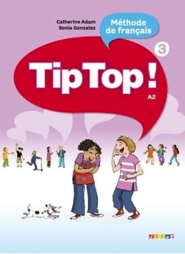 Tip Top ! 3 Niveau A2 - Carte de téléchargement premium élève/enseignant
