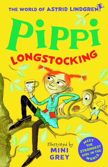 Pippi Longstocking (The World of Astrid Lindgren) Astrid Lindgren, Mini Grey)