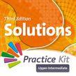 Solutions Upper- Intermediate Online Practice