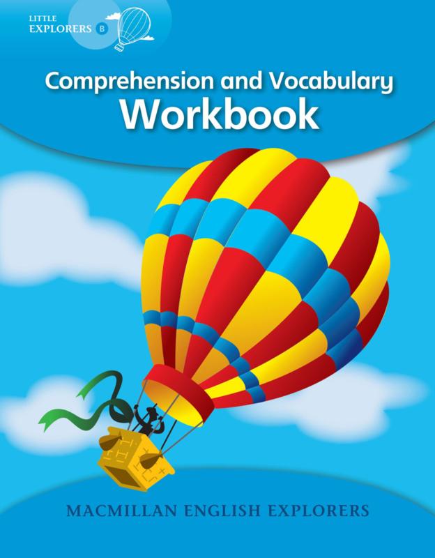 Little Explorers B -   Comprehension Workbook