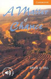 A Matter of Chance: Paperback