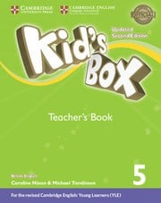 Kid's Box Updated Second edition Level5 Teacher's Book