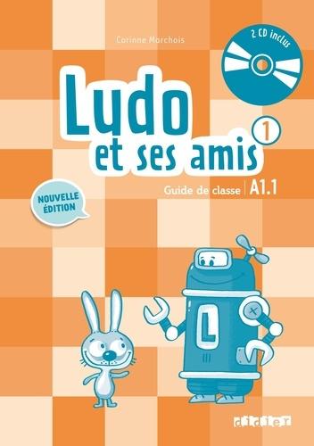 Ludo et ses amis 1 A1.1 - Guide de classe