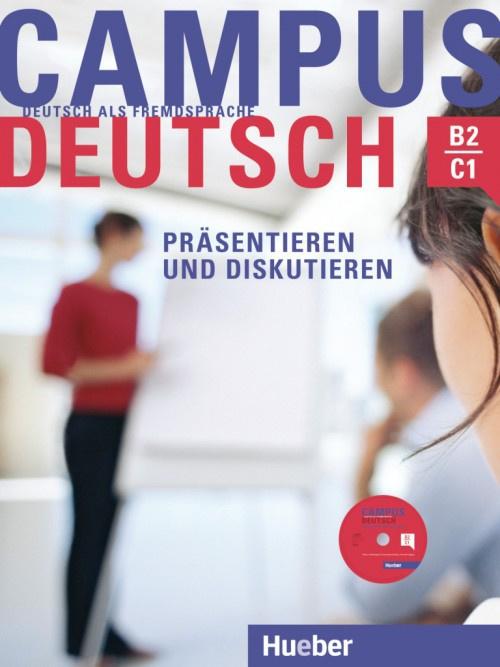 Campus Deutsch - Presenteren en Discussieren Studentenboek met CD-ROM