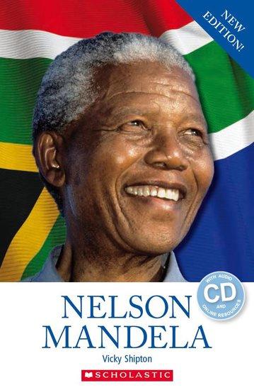 Nelson Mandela + audio-cd