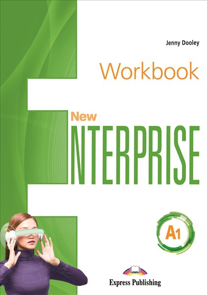New Enterprise A1 Workbook With Digibook App