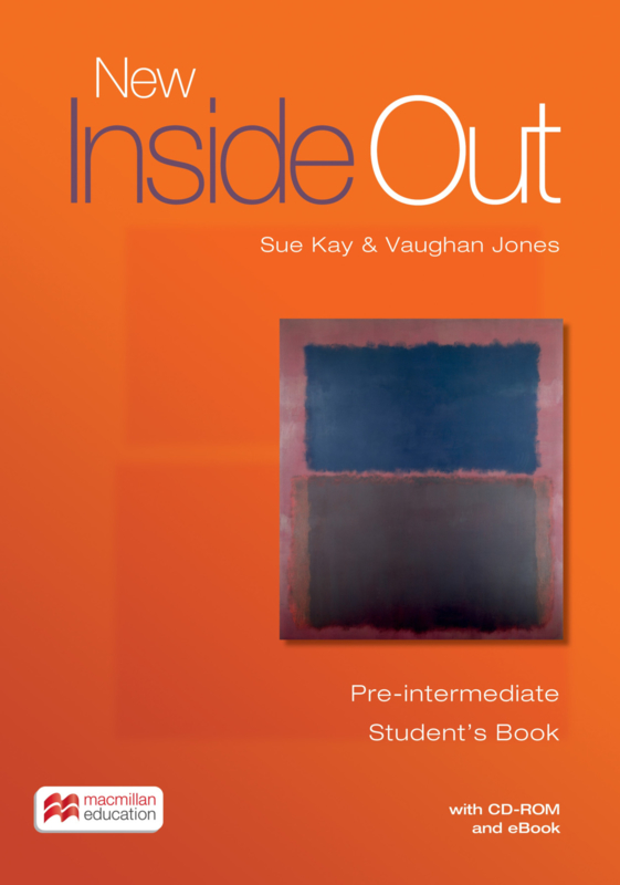 Inside Out New Pre-intermediate  Student's Book + eBook Pack