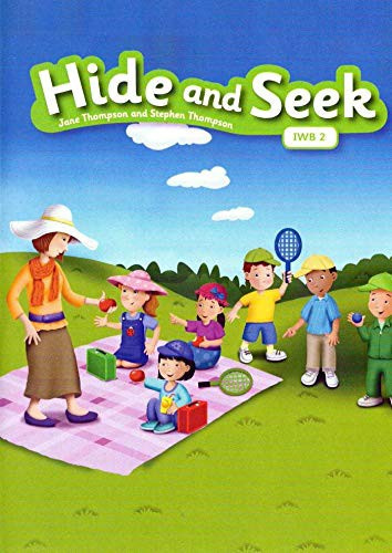 Hide And Seek Level 2 Interactive Whiteboard