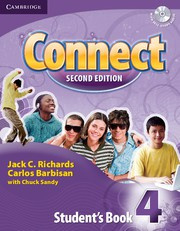 Connect Second edition Level4 Student's Book with Self-study Audio CD