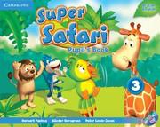 Super Safari British English Level3 Pupil's Book with DVD-ROM