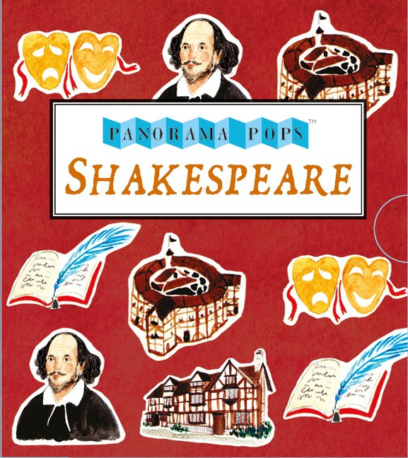Shakespeare: Panorama Pops (Nina Cosford)