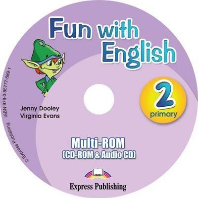 Fun With English 2 Primary Multi Cd-rom (international)