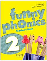 Funny Phonics 2 Τeachers Book