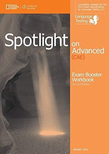 Spotlight On Advanced Workbook, 2e With Key + Audio Cds