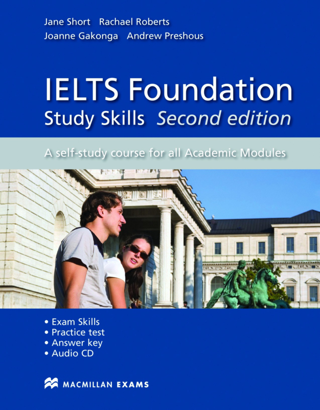 IELTS Foundation 2nd edition Study Skills Pack (Academic Modules)