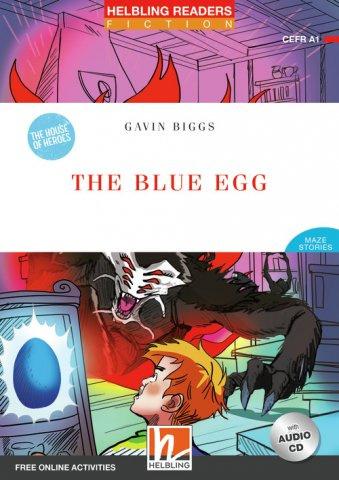 The Blue Egg + CD
