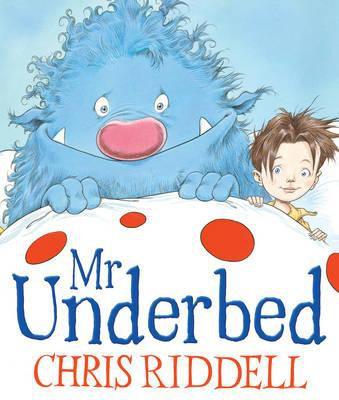 Mr Underbed (Chris Riddell) Paperback / softback