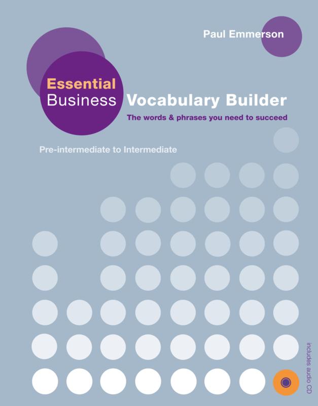 Essential Business Vocabulary Builder