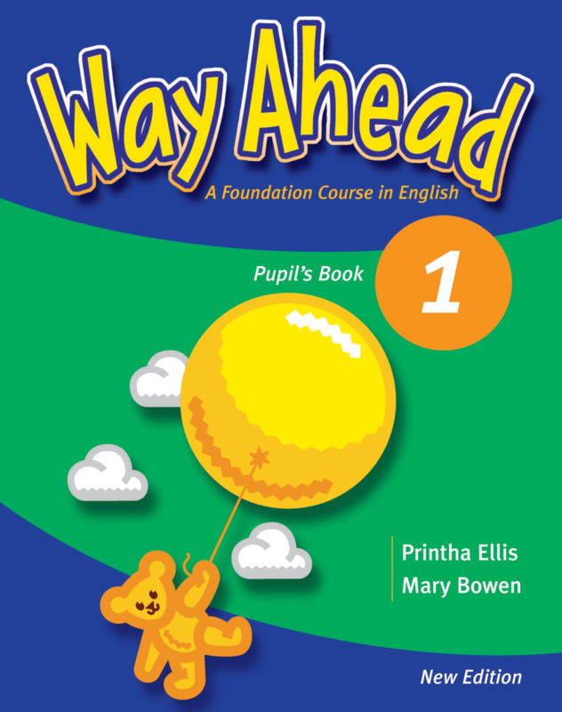 Way Ahead New Edition Level 1 Pupils Book & CD ROM Pack