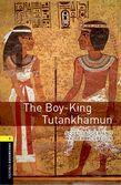 Oxford Bookworms Library Level 1: The Boy-king Tutankhamun Audio Pack