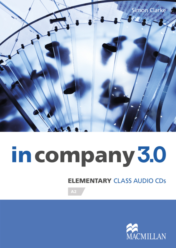 In Company 3.0 Elementary Level Class Audio CD