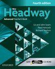 New Headway Advanced (c1) Teacher's Book + Teacher's Resource Disc