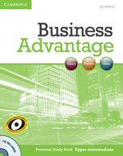 Business Advantage UpperIntermediate Personal Study Book with Audio CD