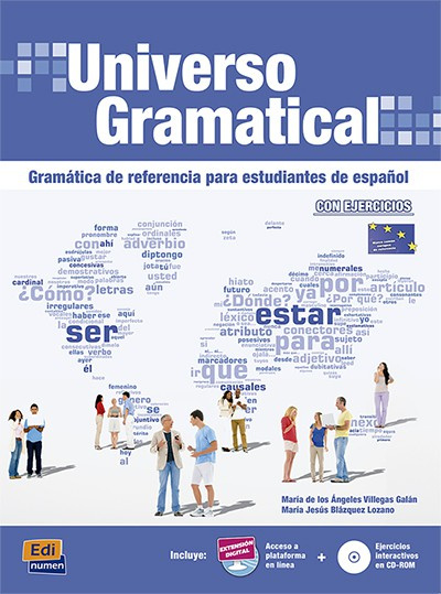 Universo Gramatical + CD-ROM