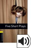 Oxford Bookworms Library Stage 1 Five Short Plays Audio