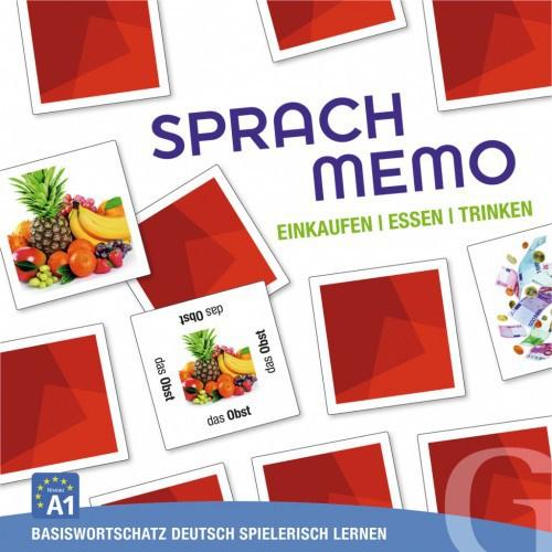 SPRACHMEMO Einkaufen Essen Trinken Sprachspiel