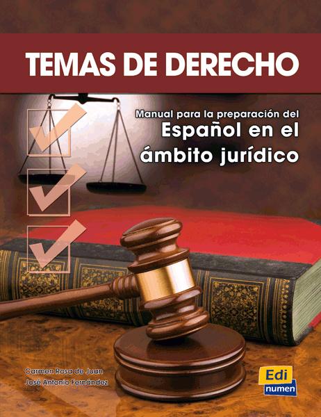 Temas de derecho - Libro del alumno