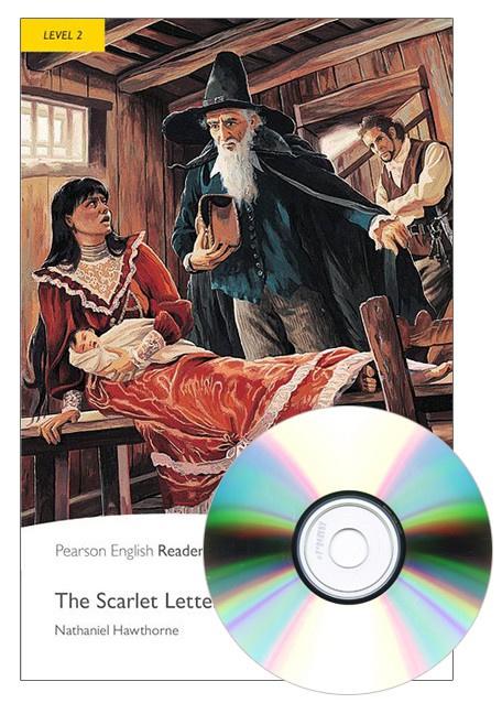 The Scarlett Letter Book & CD Pack