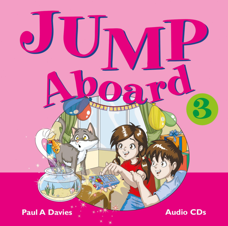 Jump Aboard Level 3 Audio CD (2)