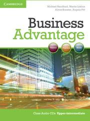 Business Advantage UpperIntermediate Audio CDs (2)