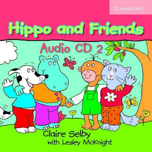 Hippo and Friends Level2 Audio CD