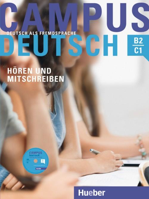 Campus Deutsch - Luisteren en Meeschrijven Studentenboek met MP3-CD
