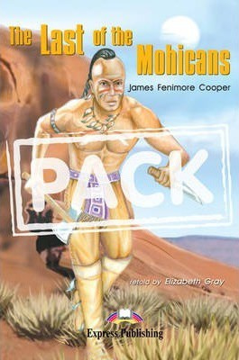 The Last Of The Mohicans Set (with Activity & Cd)
