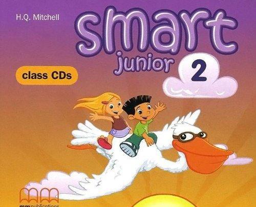 Smart Junior 2 Class Cd