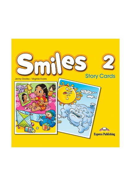 Smiles 2 Story Cards (international)