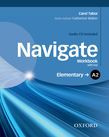 Navigate A2 Elementary Workbook With Cd (with Key)