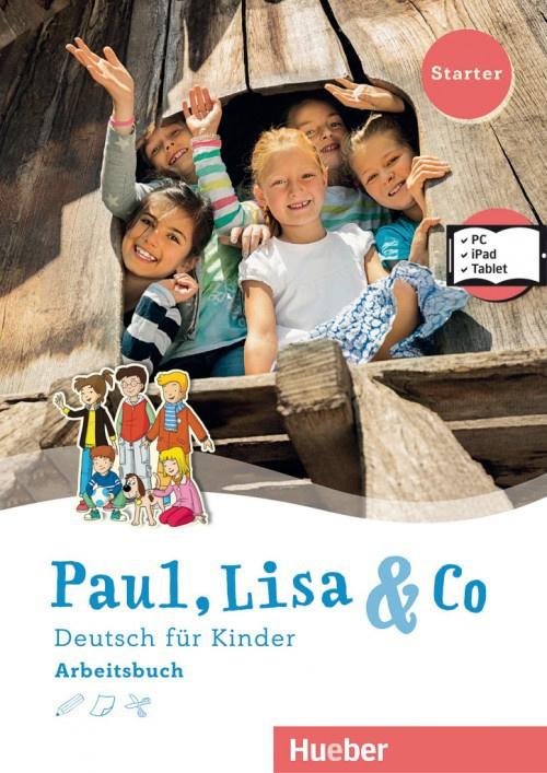 Paul Lisa & Co Starter – Digitaal Werkboek