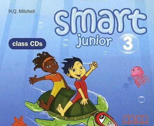 Smart Junior 3 Class Cd