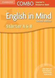 English in Mind Second edition StarterAandB Combo Teacher's Resource Book